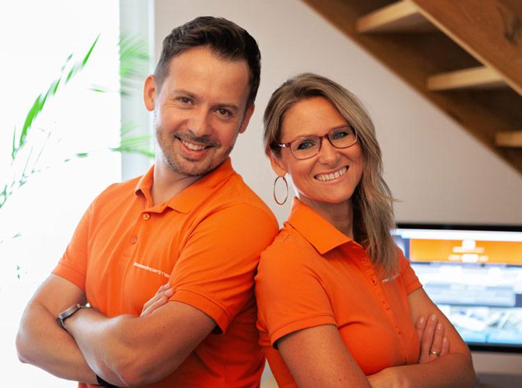 Christian und Agnes Hoppe